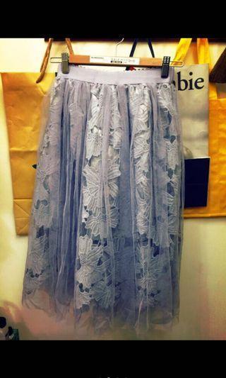 🚚 多層次紗裙