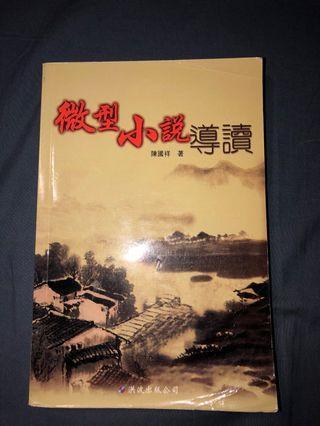 微型小說導讀, 陳國祥著