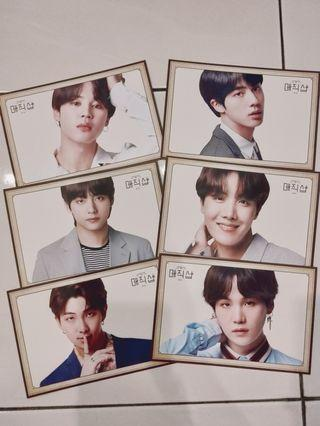 [WTS] BTS 5TH MUSTER LG PHOTOCARD