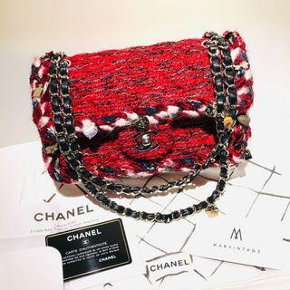 Chanel Classic Flap 23cm Limited Edition