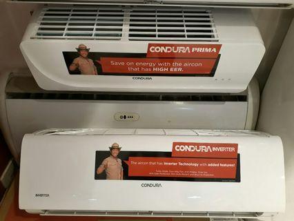 Brandnew Condura Split Type Inverter Aircon