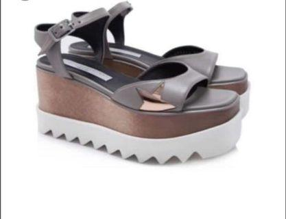 Brand new Stella McCartney platform shoes at $390 nett