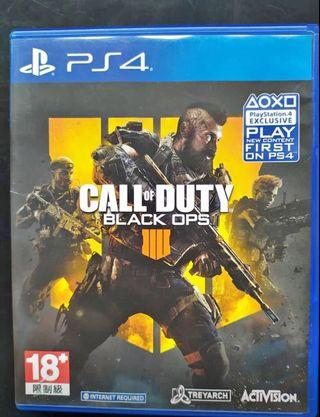 Call of Duty Black Ops 4 Free Shipping