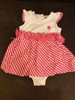 Nicholas & bears - Baby girl dress ** 適合百日宴塲合**
