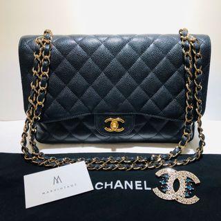 Chanel Classic Jumbo Double Flap