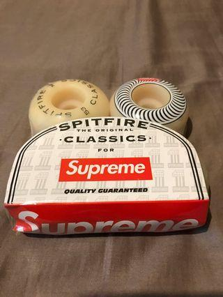 Supreme skateboard wheels (Size:53)