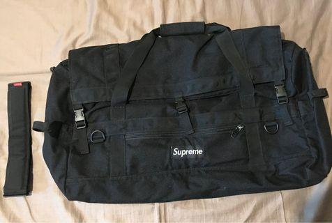 Supreme Duffle Bag/ Backpack 2002