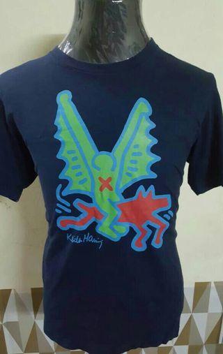 Keith Haring tee shirt