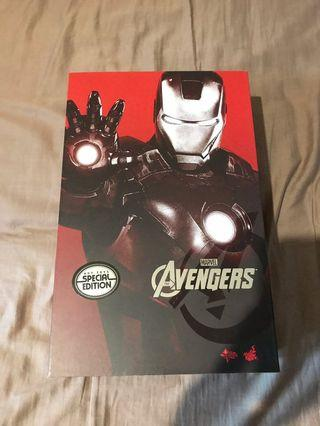 Hottoys Ironman Mark VII Special Edition