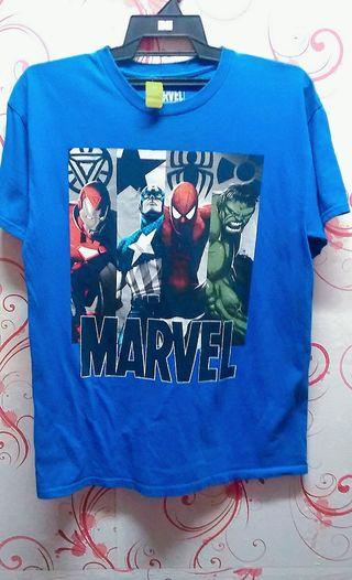 T-shirt The Marvel