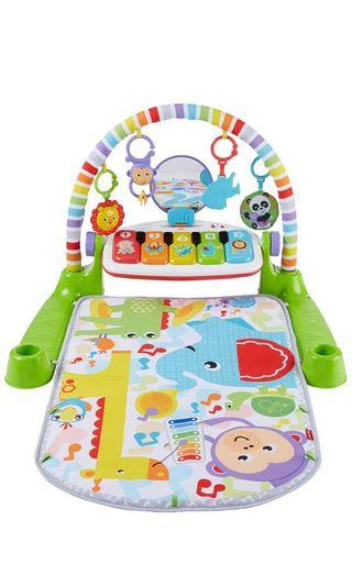 Fisher Price Deluxe Kick 'n Play Piano Gym