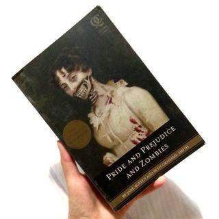 Pride and Prejudice and Zombies - Jane Austen & Seth Grahame-Smith