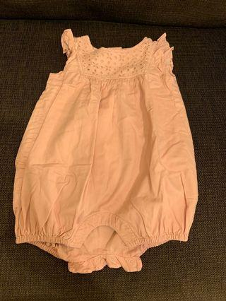 Baby Girl 連身衣