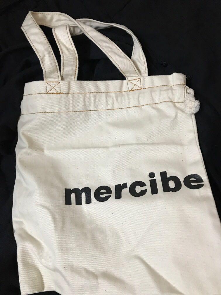 全新 Mercibeaucoup tote bag