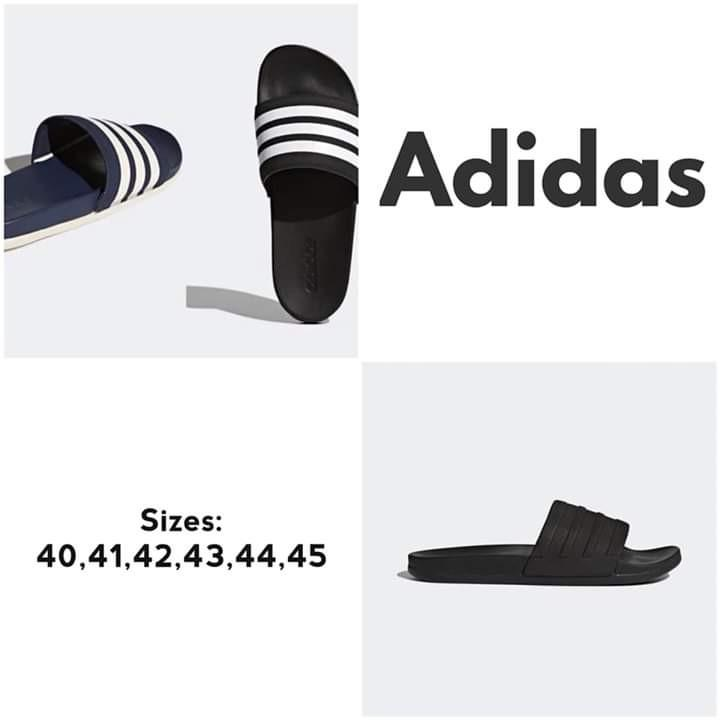 fresh styles best service new york A D I D A S Adilette Slide Cloudfoam on Carousell