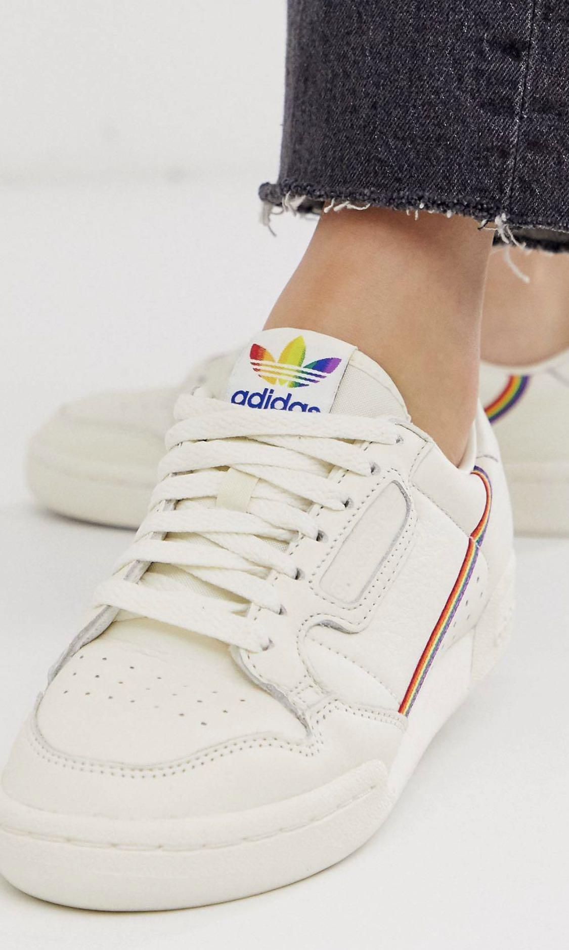 Adidas Originals Continental 80 Pride | Space23