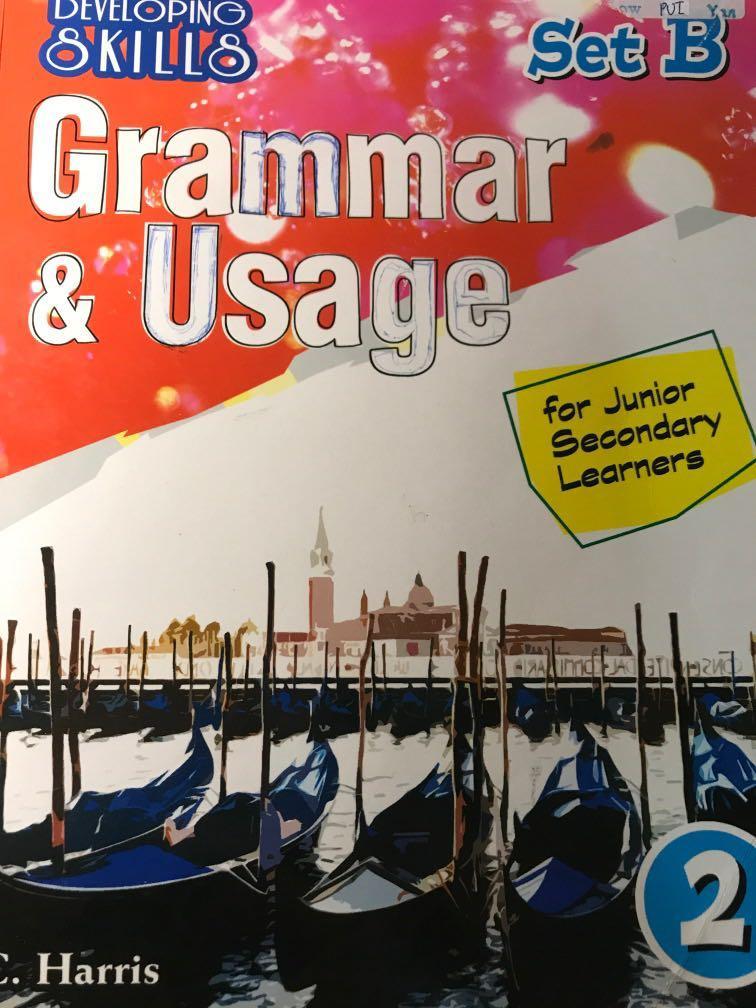 Aristo Developing Skills Grammar Usage For Junior