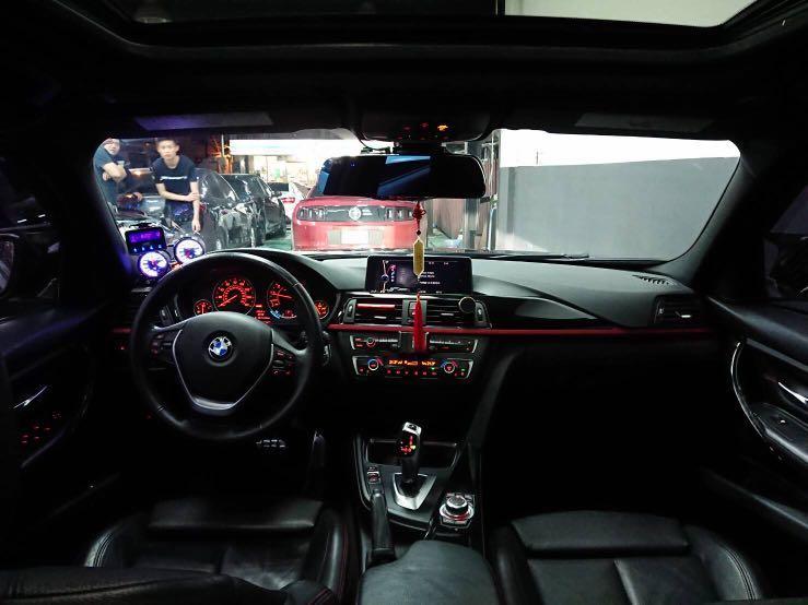 BMW328i 全車改M3專屬空力套件