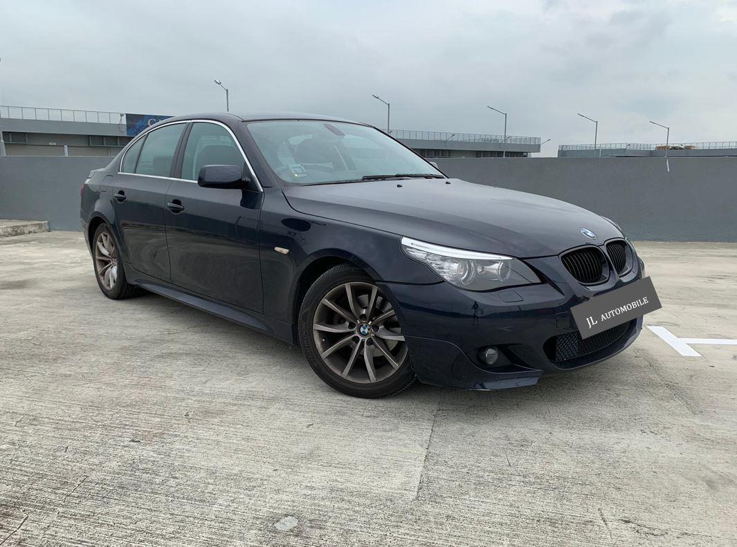 BMW 525 2.5 CHEAPEST LUXURY SEDAN !!
