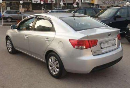 Cheap Car Rental - Kia Cerato Forte 1.6A