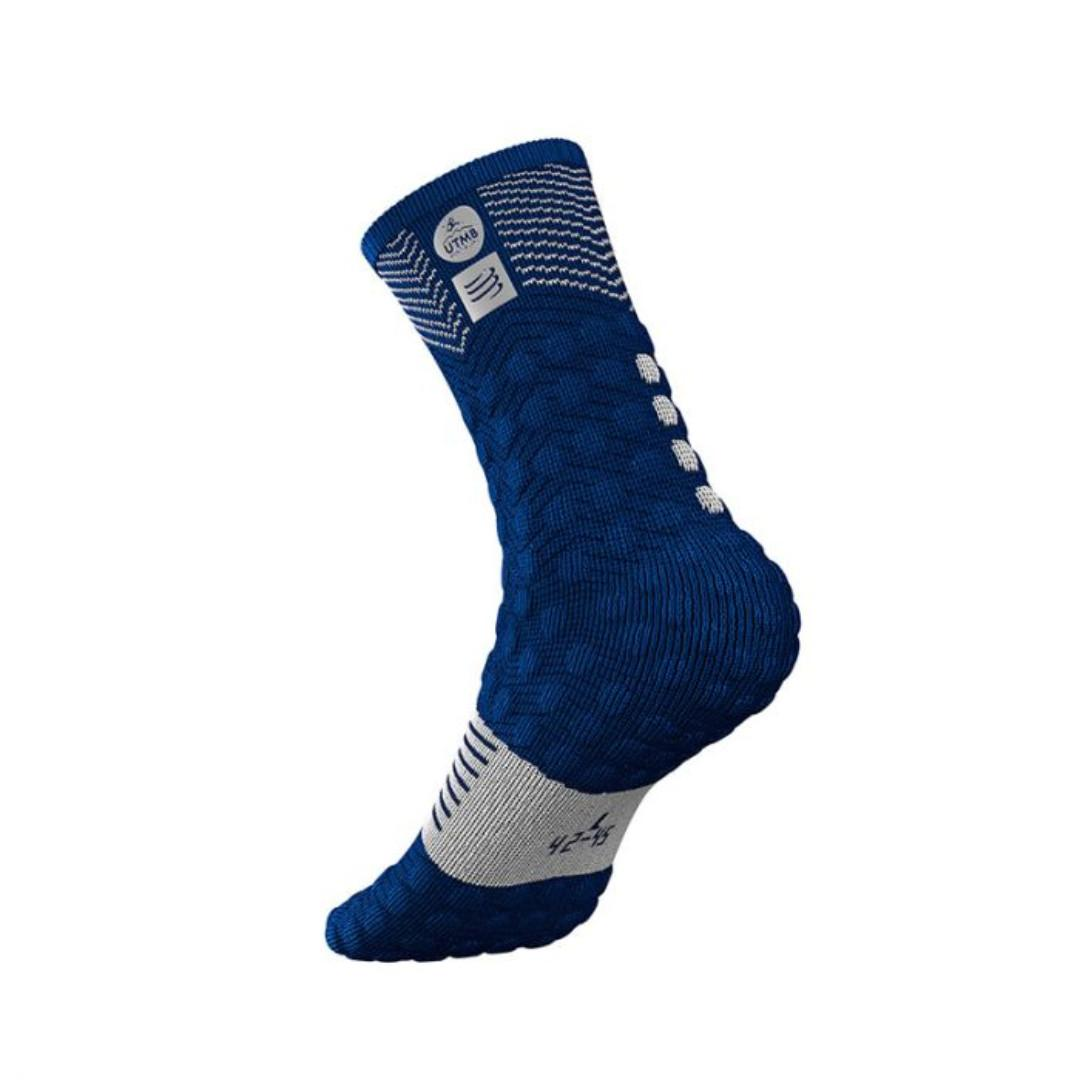 COMPRESSPORT Pro Racing Socks V3.0 Ultra-Trail - UTMB® 2019 Size T2 #Balance