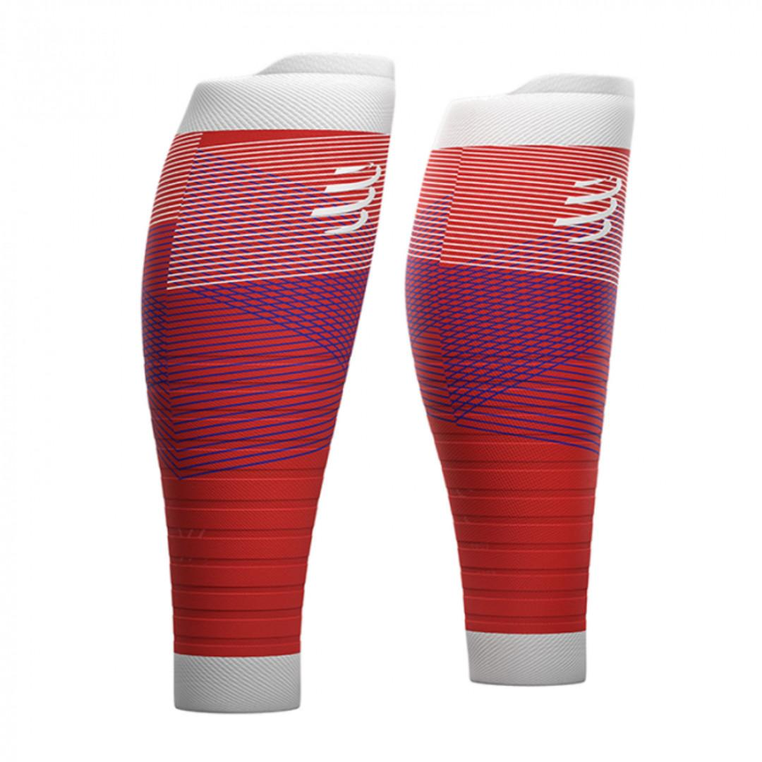 New Compression Compressport Pro Racing Arm Sleeve in White Size T3.