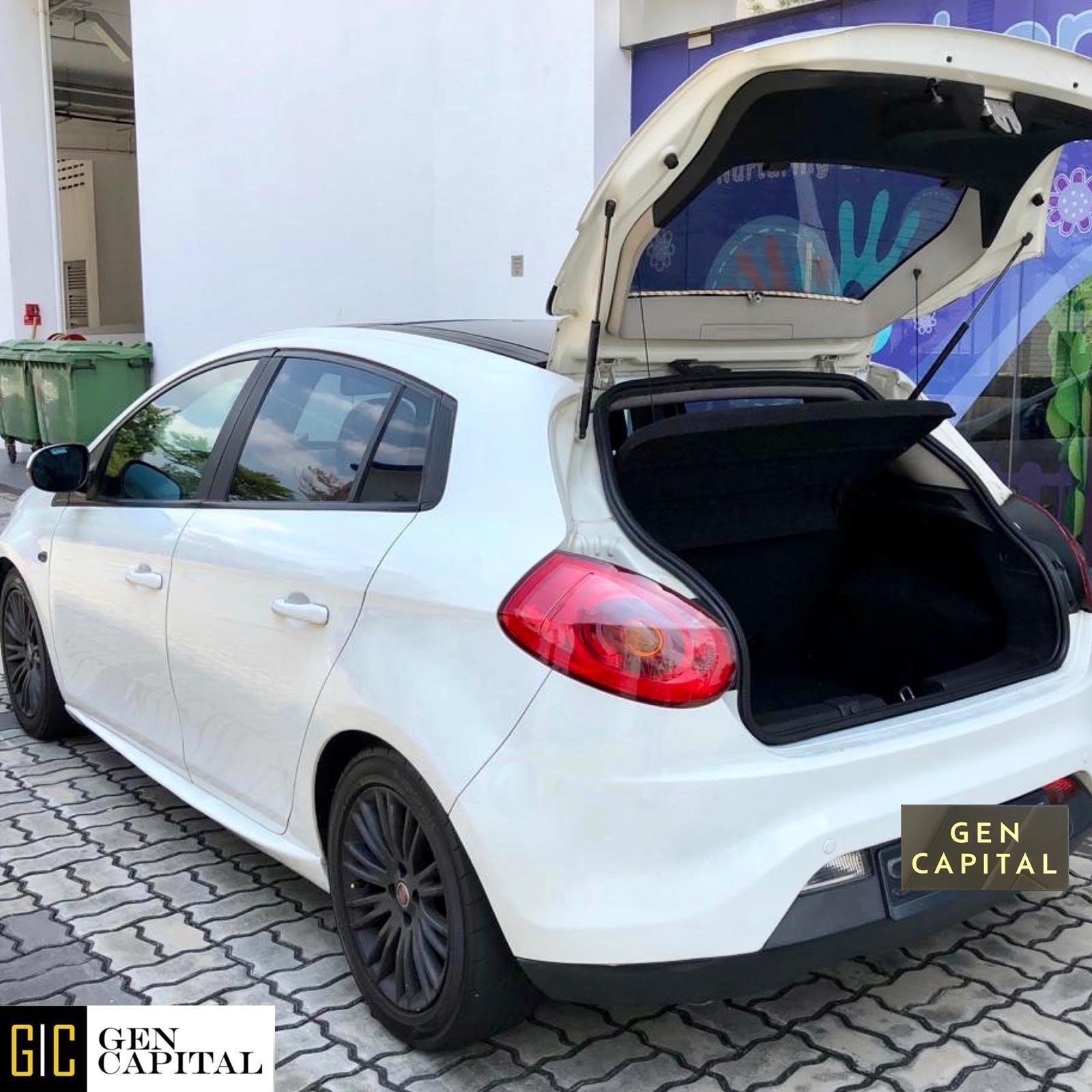 Fiat BRAVO 1.4 TURBO Short Term or Long Term Rental Car Service