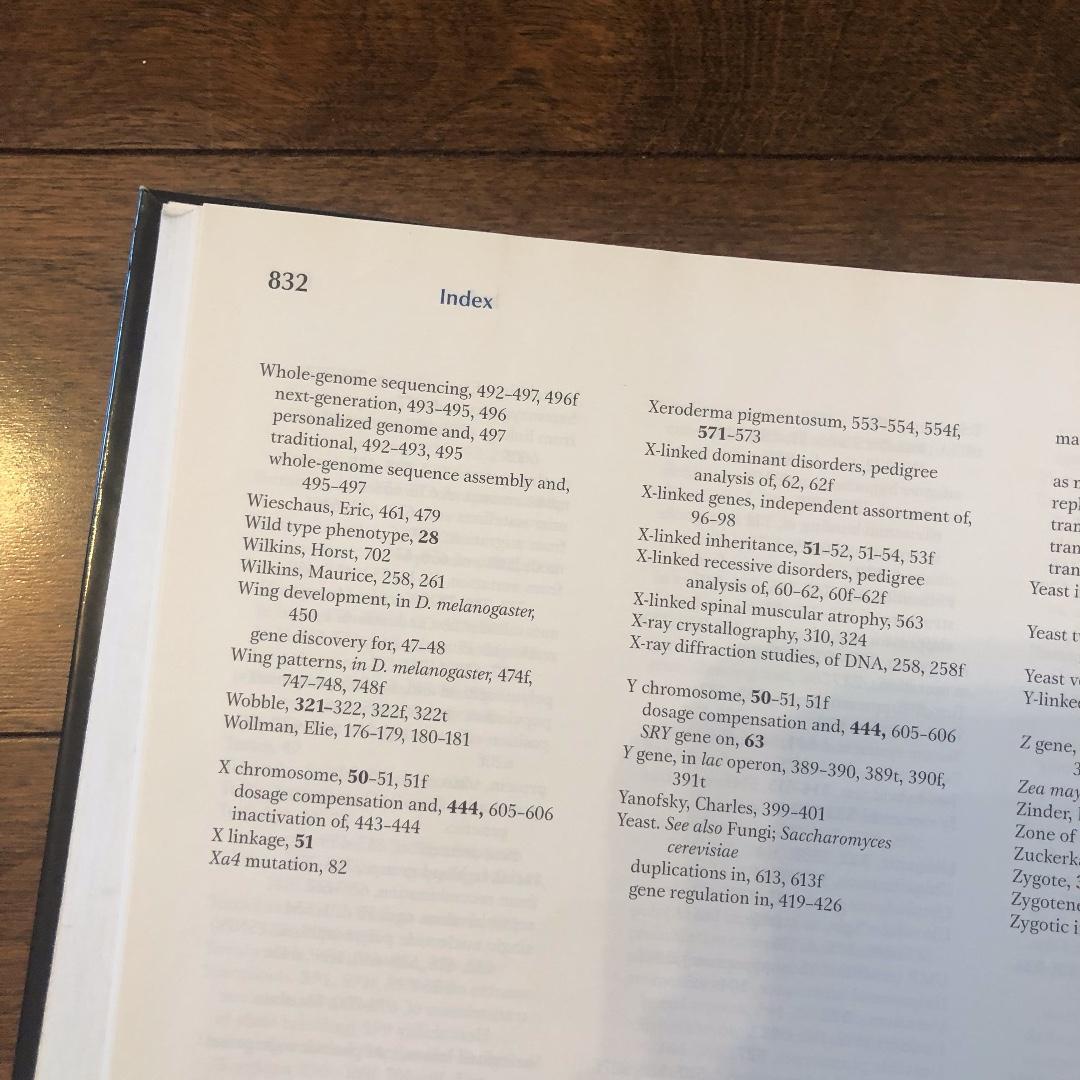 Introduction to Genetic Analysis 10th edition by David Scott, Elaine A. Sia, Mirjana Brockett, William D. Fixsen, and Diane K. Lavit for sale!