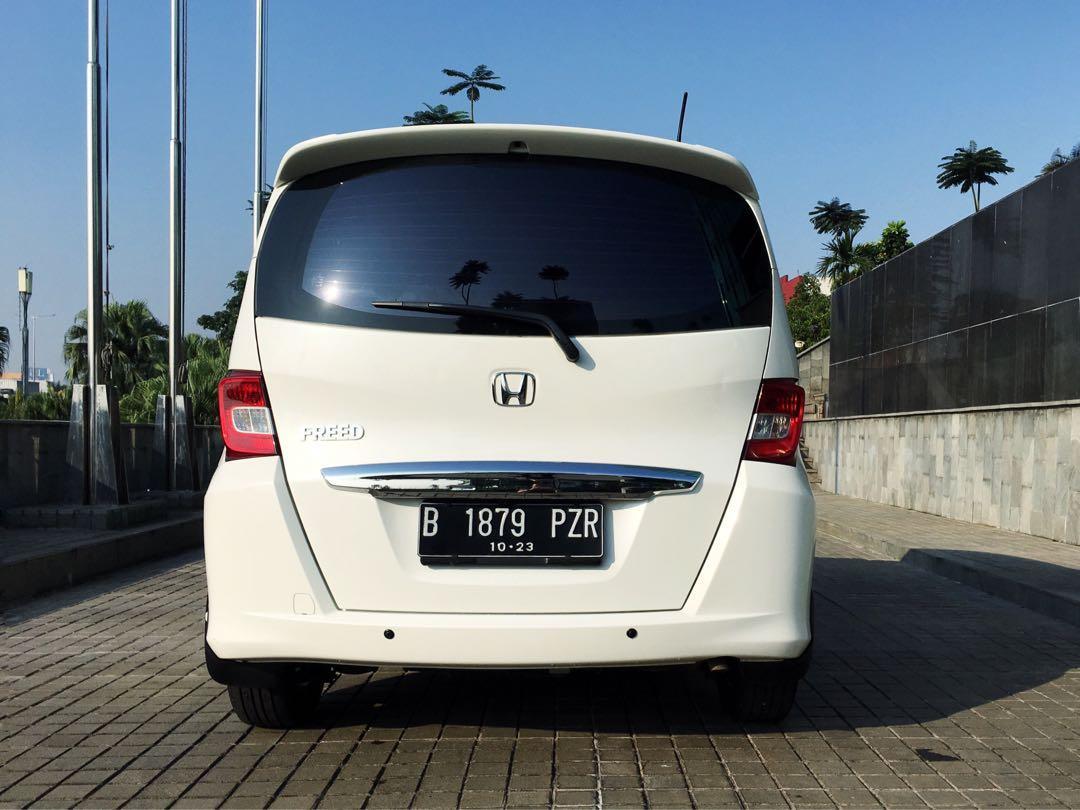 Jual HONDA FREED type E PSD thn. 2013. Tangan pertama, terawat (bengkel resmi Honda)