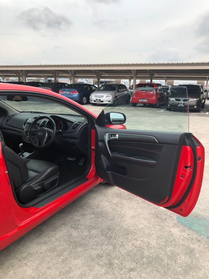 Kia Forte 1.6 Koup SX Auto