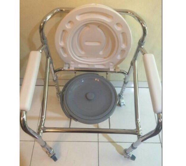 Kursi BAB + roda commode chair GEA FS696