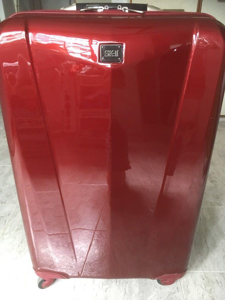 Luggage(27x11x18)side hander