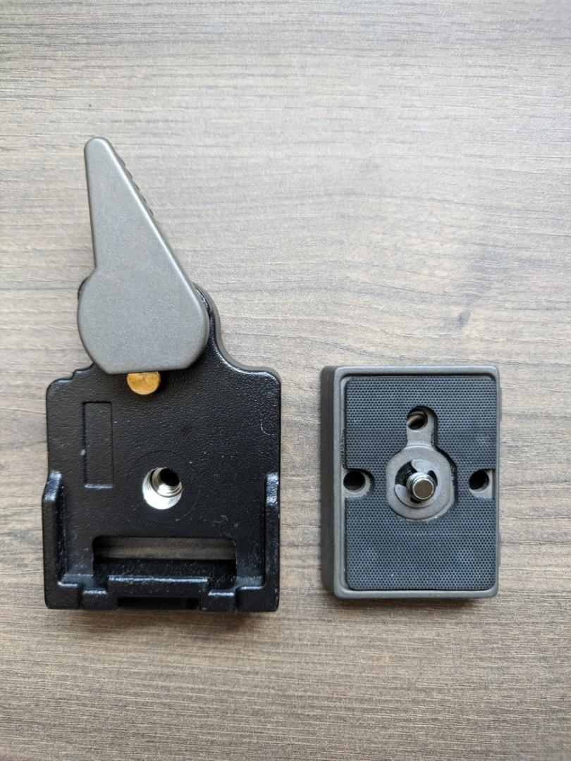 Manfrotto 323 RC2 Quick Release Clamp Adapter