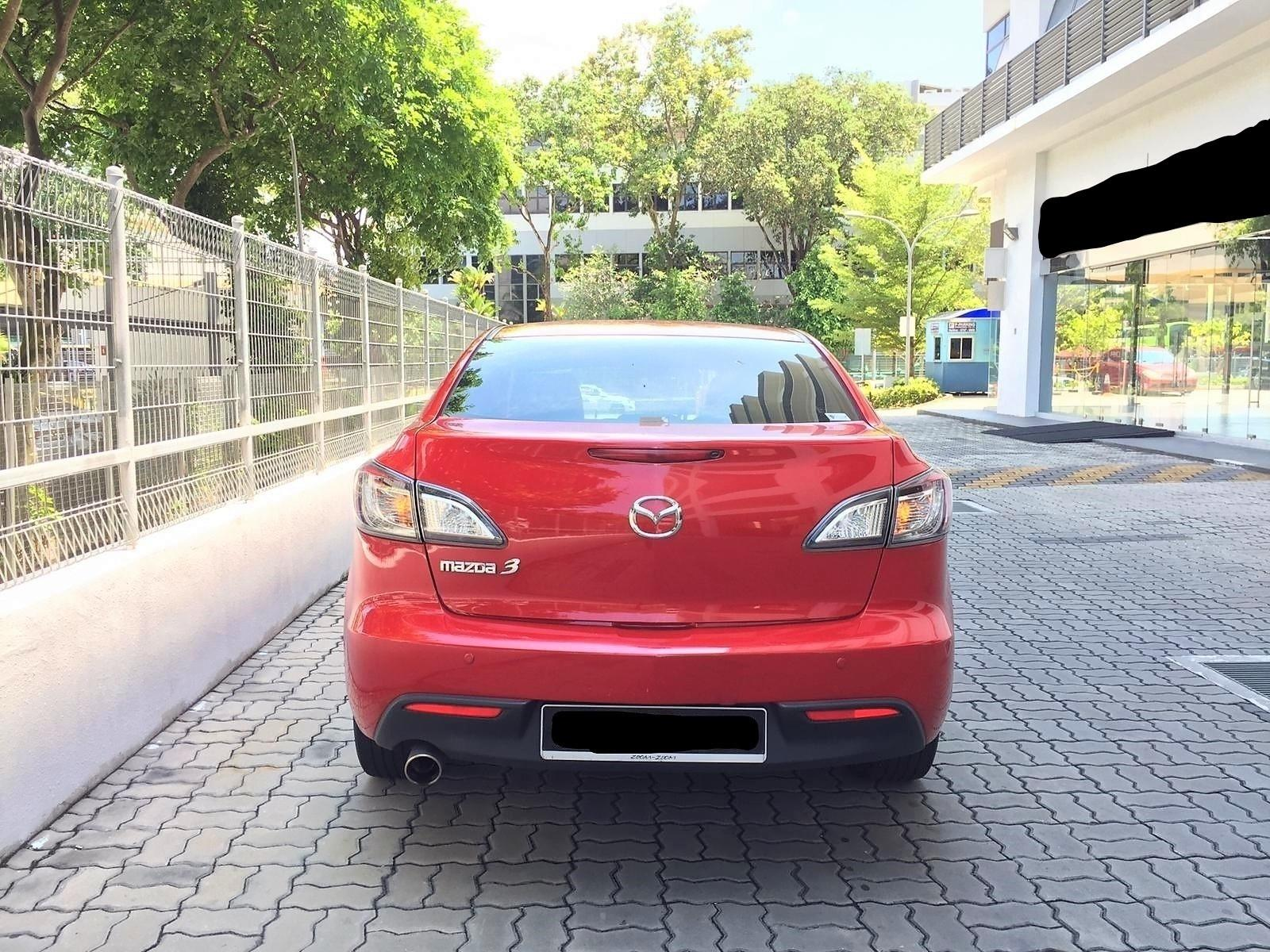 Mazda 3 RENT PROMOTION CHEAPEST RENTING OUT FOR Grab/Ryde/Personal