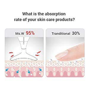 Ms W Face Massager Anti Wrinkles, 45℃ ±5℃ Heat High