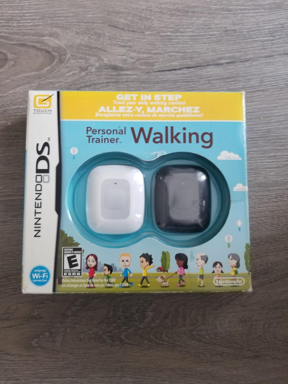 Nintendo DS Personal Trainer Walking