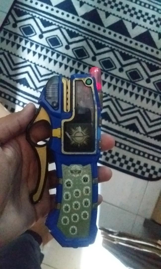 Power Rangers Magiranger Magishine Grip Phone
