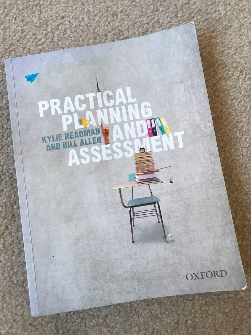 Practical Planning and Assessment by Kylie Readman and Bill Allen