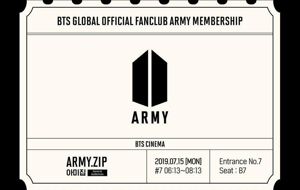[Pre Order] BTS GLOBAL OFFICIAL FANCLUB ARMY MEMBERSHIP