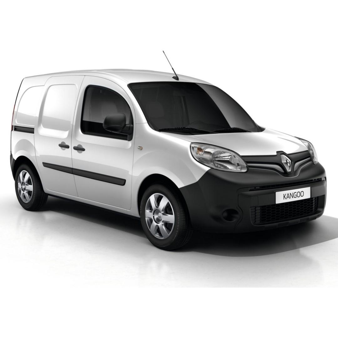 (RENTAL) Nissan NV200 Mini Small Middle Van / Renault Kangoo Cargo