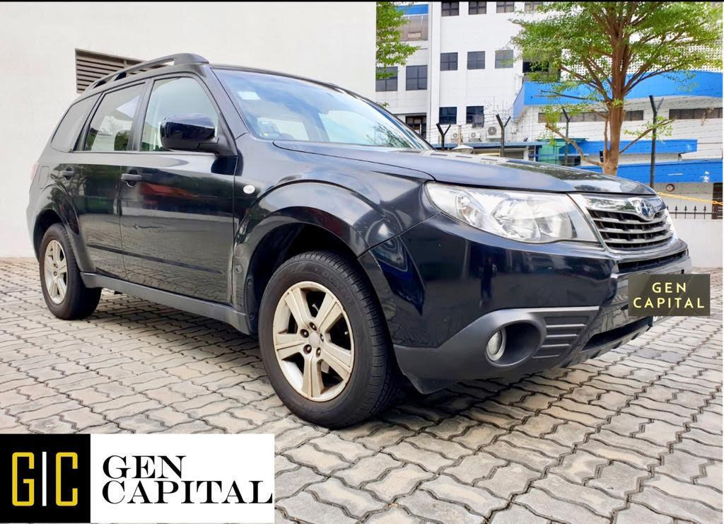 Subaru FORESTER 2.0A Short Term or Long Term Rental Car Service