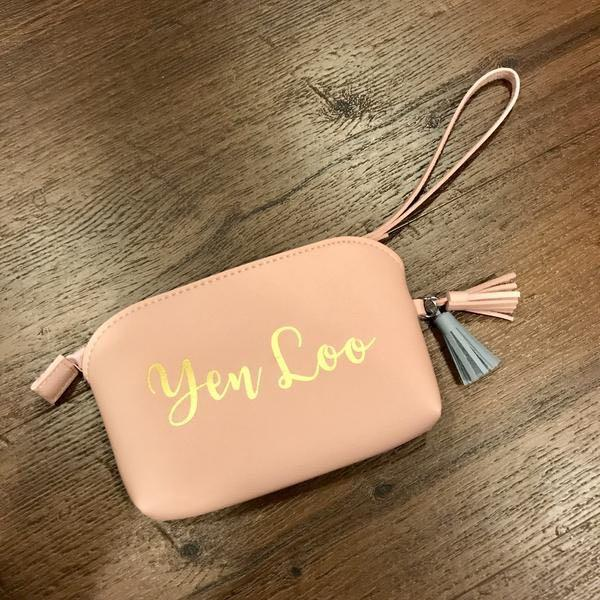 Teacher's Day - Personalised Kiera wristlet