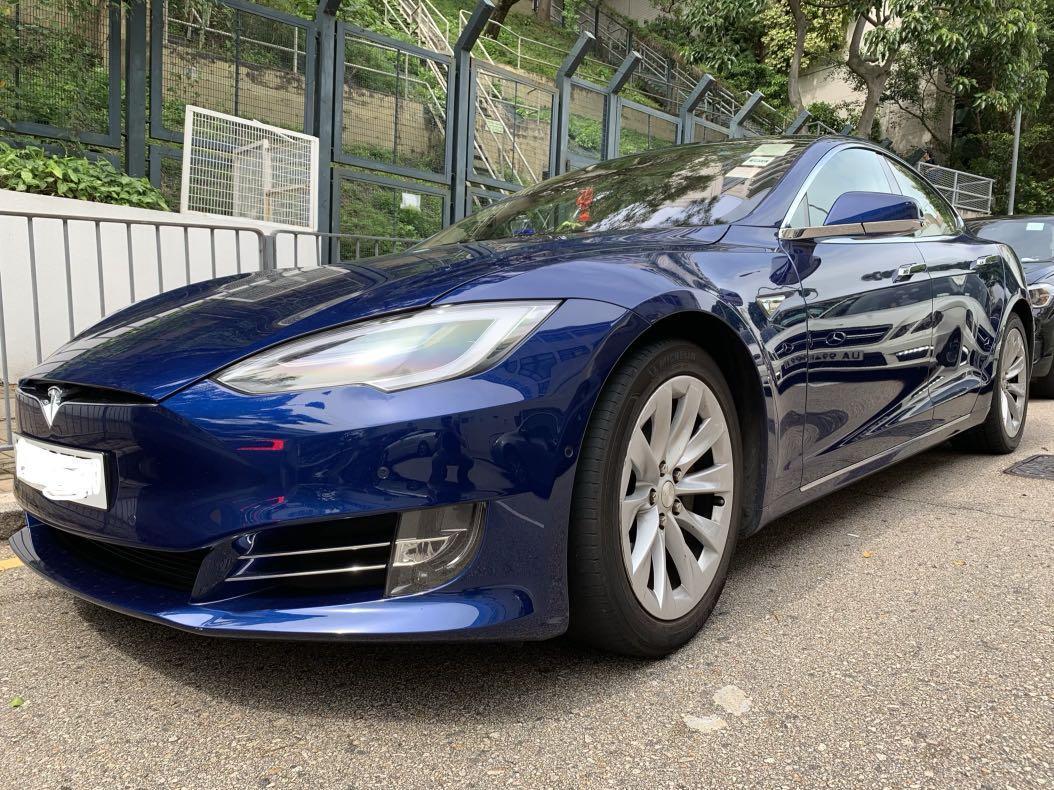 超新版Tesla Model S跑車出租