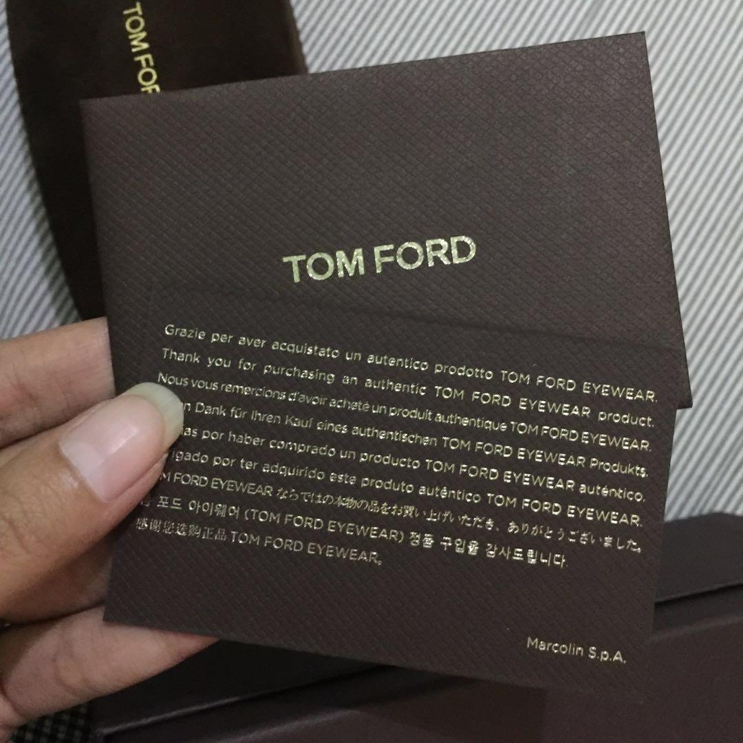 Tom Ford Kit Astuccio Glasses