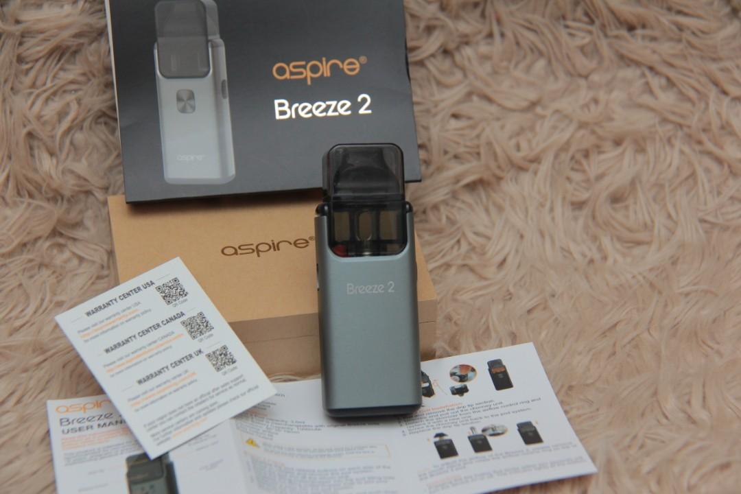 Vape - Aspire Breeze 2 ( salt nic ), Electronics, Others on