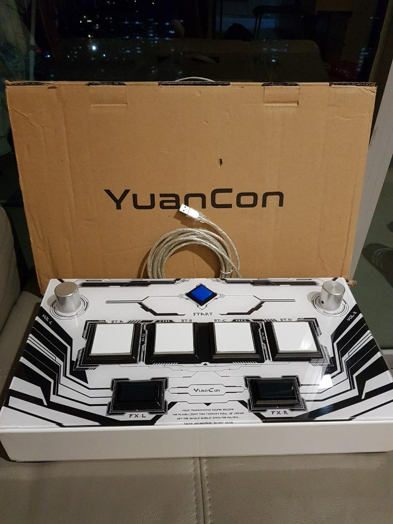 YuanCon Sound Voltex Controller, Toys & Games, Others on