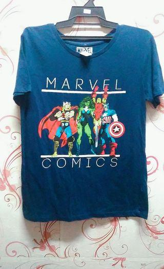 The Marvel T-shirt