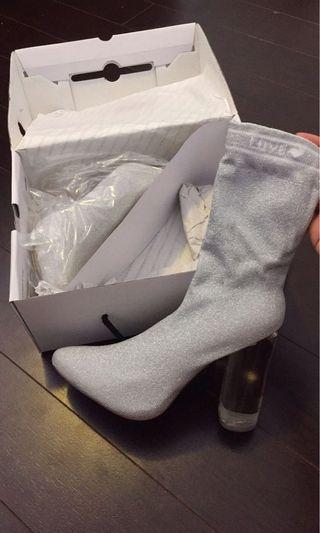 Aldo boots heels