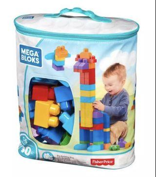 🚚 Mega Bloks First Builders
