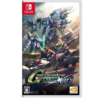 SD Gundam G Generation Cross Rise for Nintendo Switch Norma/ / Premium G Sound Edition (Pre-Order)